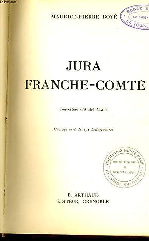 JURA FRANCHE COMTE: MAURICE PIERRE BOYE