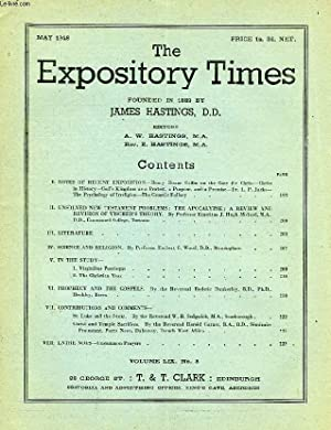 THE EXPOSITORY TIMES, MAY 1948: COLLECTIF