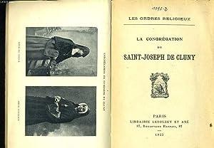 LA CONGREGATION DE ST JOSEPH DE CLUNY: COLLECTIF