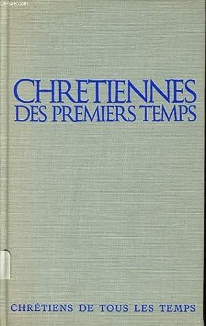 CHRETIENNES DES PREMIERS TEMPS: JEAN CLAUDE GUY & FRANCOIS REFOULE