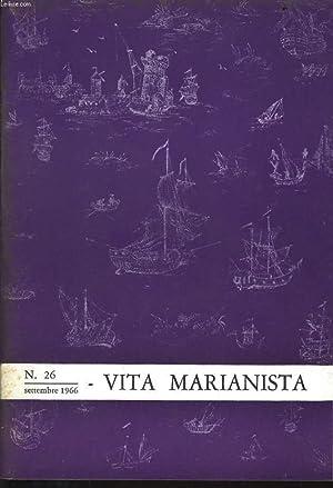 VITA MARIANISTA n°26 : Luigi Ferrero - Ancora sul tema della povertà religiosa - Lettera...