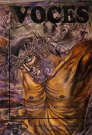 VOCES, N° 5, JULIO-DIC. 1994, 25 AÑOS DE TEOLOGIA LATINOAMERICANA: COLLECTIF