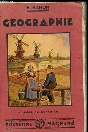 L'EUROPE. CLASSE DE 4EME DES LYCEES, COLLEGES ET COURS COMPLEMENTAIRES. 8EME EDITION. N°...