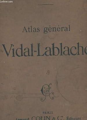 HISTOIRE ET GEOGRAPHIE. ATLAS GENERAL VIDAL-LABLACHE.: COLLECTIF