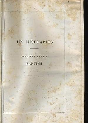 LES MISERABLES tome 1 : Fantine: VICTOR HUGO