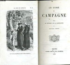 LE CURE DE CAMPAGNE: M. STEPHEN DE LA MADELEINE