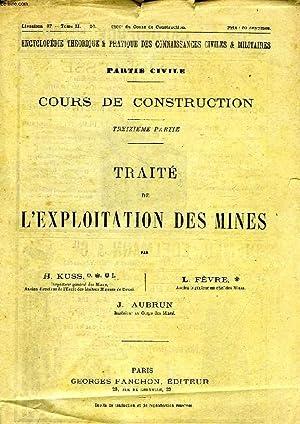 ENCYCLOPEDIE THEORIQUE & PRATIQUE DES CONNAISSANCES CIVILES & MILITAIRES, PARTIE CIVILE, ...