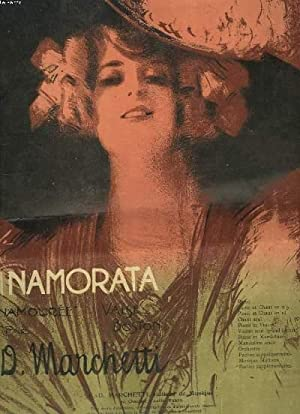 INNAMORATA/ ENAMOUREE/ Valse Boston/ à Madame la: F.D. MARCHETTI