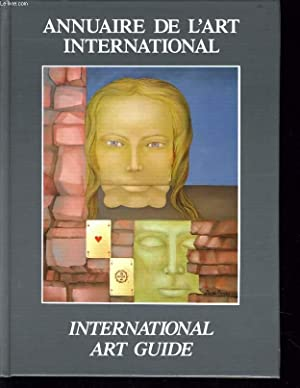 ANNUAIRE DE L'ART INTERNATIONAL: PATRICK SERMADIRAS