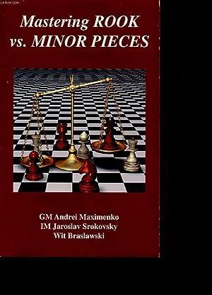 MASTERING ROOK VS MINOR PIECES: ANDREI MAXIMENKO, JAROSLAV