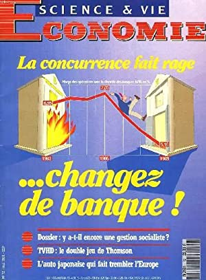 SCIENCE ET VIE ECONOMIE N°72, MAI 1991.: COLLECTIF