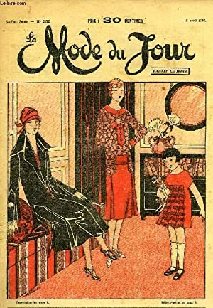 LA MODE DU JOUR, 6e ANNEE, N° 260, AVRIL 1926: COLLECTIF