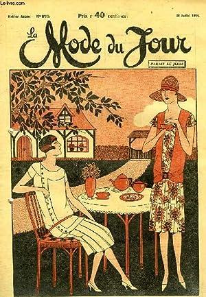 LA MODE DU JOUR, 6e ANNEE, N° 275, JUILLET 1926: COLLECTIF