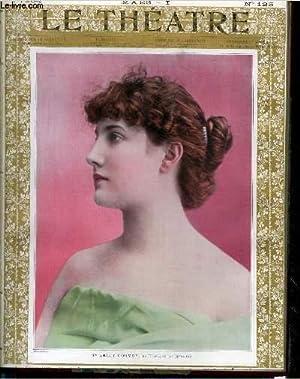 LE THEATRE N°125 - Mlle Nelly Cormon, du théâtre du Gymnase (photo Reutlinger) - L...