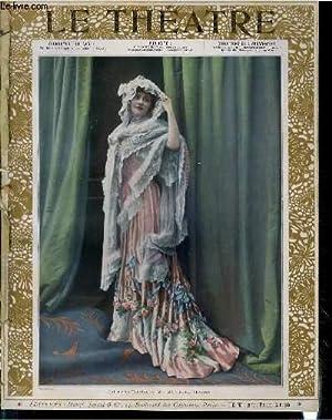 LE THEATRE N°135 - Galerie du théâtre - Mme Marcelle Lender - Comédie Fran&...