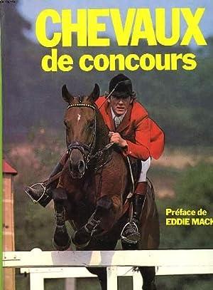 CHEVAUX DE CONCOURS: JANE KIDD (SOUS LA DIRECTION DE)