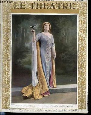 LE THEATRE N°332 - Théâtre national de l'Opéra - Marcelle Demougeot (r...