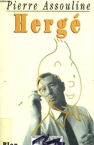 HERGE: PIERRE ASSOULINE