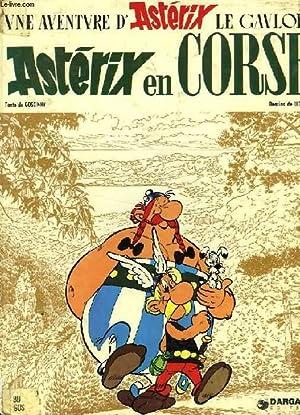 ASTERIX EN CORSE: GOSCINNY R., UDERZO