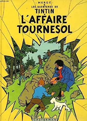 L'AFFAIRE TOURNESOL: HERGE
