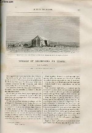 Le tour du monde - nouveau journal des voyages - livraison n°590 - Voyages et recherches en ...