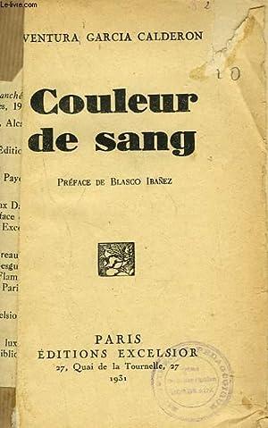 COULEUR DE SANG: VENTURA GARCIA CALDERON