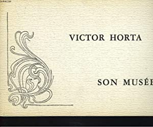VICTOR HORTA. SON MUSEE.: COLLANGE Christiane