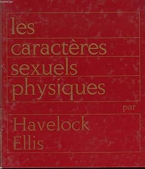LES CARACTERES SEXUELS PHYSIQUES: HAVELOCK ELLIS