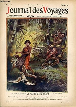 Deuxième série - N°750 - Le festin de la mort en terre malgache par S. Dé...