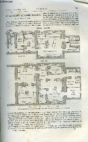 Revue des sciences et de leurs applications aux arts et à l'industrie.: LA NATURE N°0412