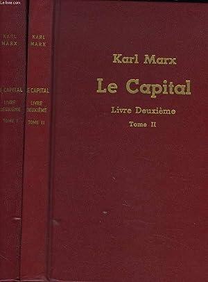 LE CAPITAL. CRITIQUE DE L'ECONOMIE POLITIQUE. LIVRE: KARL MARX, FRIEDRICH