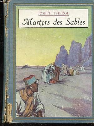 MARTYRS DES SABLES: THEROL JOSEPH
