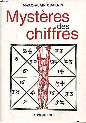 MYSTERES DES CHIFFRES: OUAKNIN MARC-ALAIN