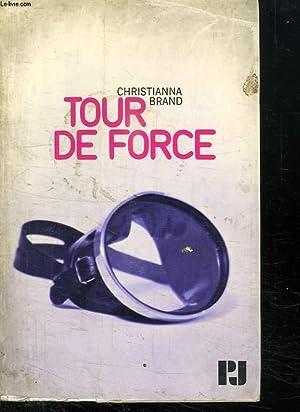 TOUR DE FORCE.: BRAND CHRISTIANNA.