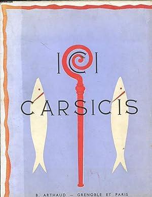 ICI CARSICIS: LIVET ROGER