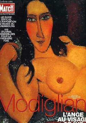 PARIS MATCH : MODIGLIANI - Le guide: COLLECTIF
