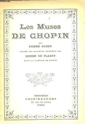 LES MUSES DE CHOPIN: GUEDY PIERRE