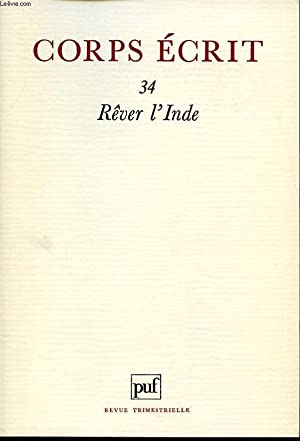CORPS ECRIT 34 Rever l Inde.: B. DIDIER