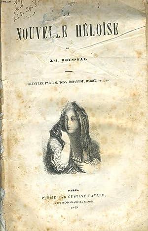 LA NOUVELLE HELOÏSE: J.J. ROUSSEAU