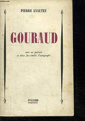 GOURAUD.: LYAUTEY PIERRE.