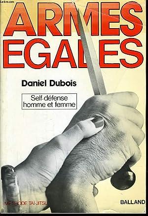 ARMES LEGALES self defense homme et femmes: DANIEL DUBOIS