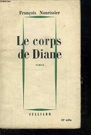 LE CORPS DE DIANE.: NOURISSIER FRANCOIS.