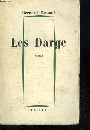 LES DARGE.: OSMONT BERNARD.