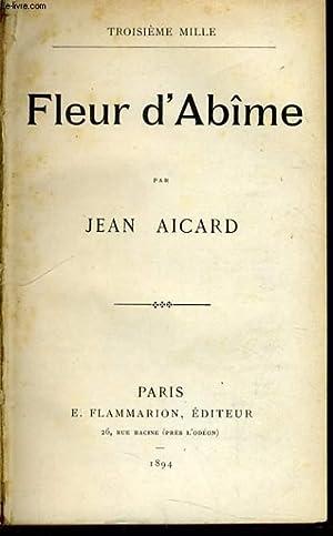 FLEUR D'ABÎME: JEAN RICARD