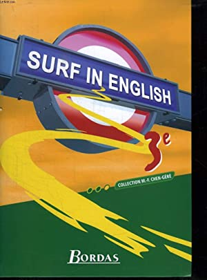 SURF IN ENGLISH 3 e.: CHEN GERE MARIE