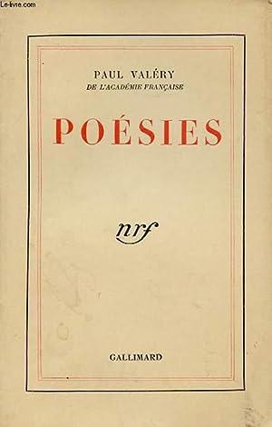 POESIES: P. VALERY