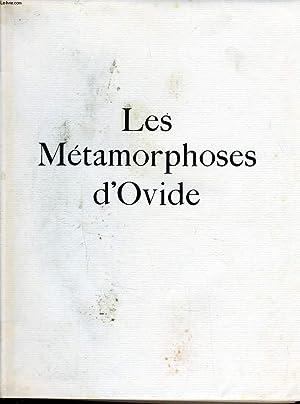 LES METAMORPHOSES D'OVIDE - Eaux Fortes Originales De Picasso. Reedition fac similé du ...