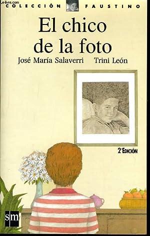 EL CHICO DE LA FOTO: JOSE MARIA SALAVERRI & TRINI LEON