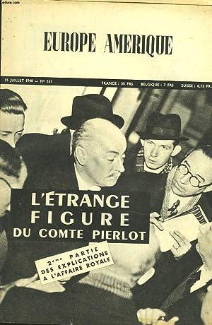 EUROPE-AMERIQUE. IMAGES, ENQUÊTES ET REPORTAGES N°161, 15: COLLECTIF