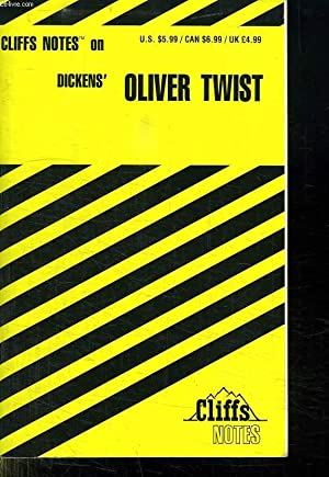 OLIVER TWIST. CLIFFS NOTES.: KASTE HARRY.